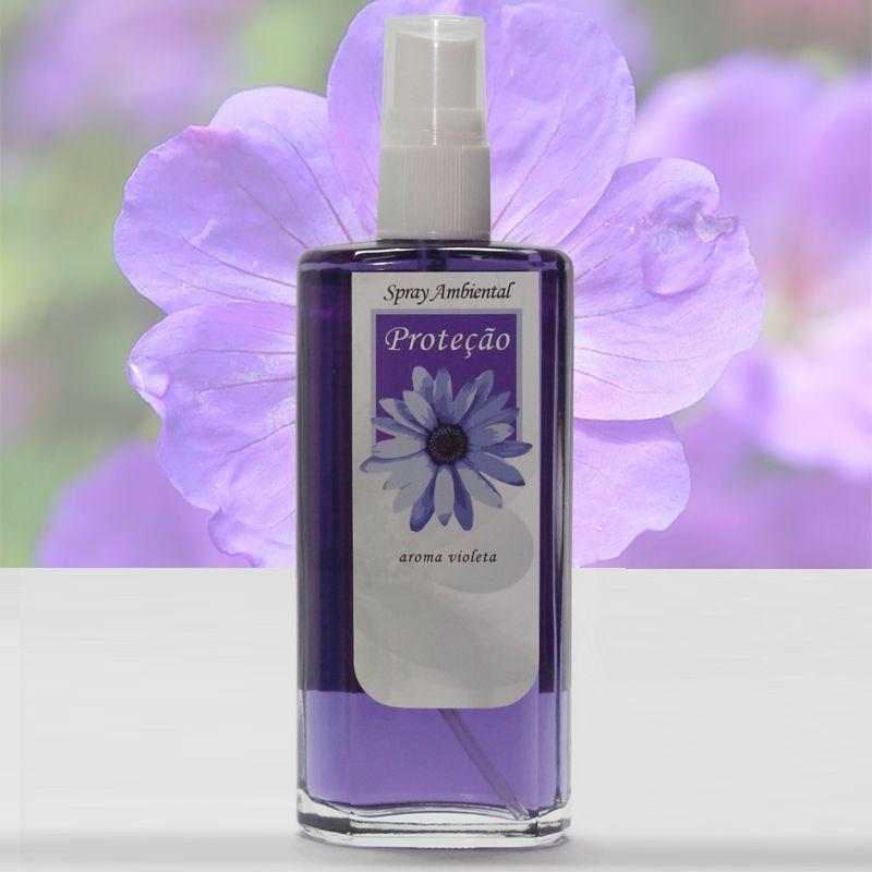 Spray Ambiental Proteção - 100 ml  - Floressência
