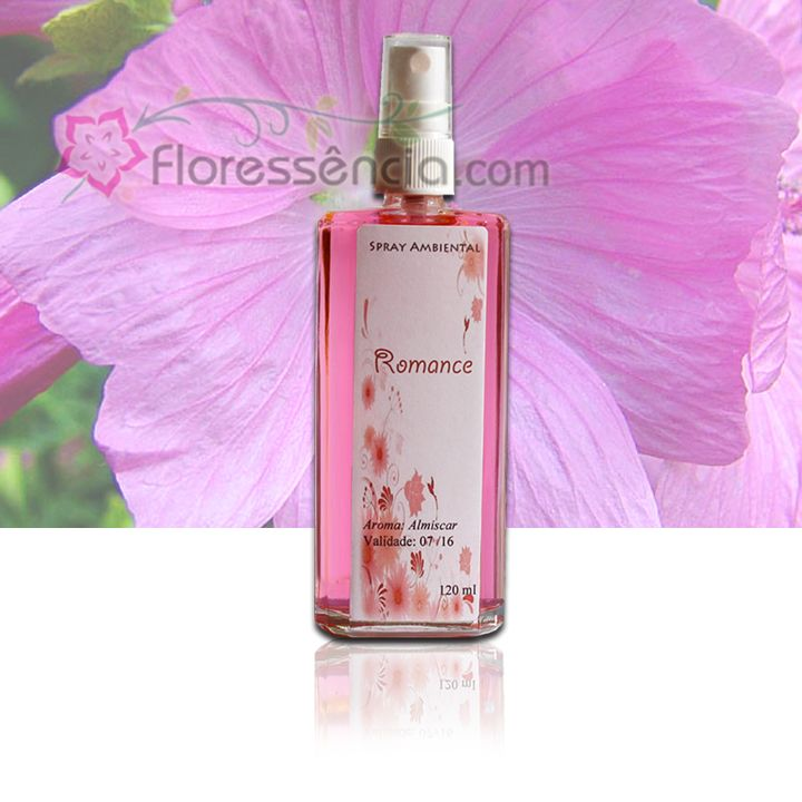 Spray Ambiental Romance - 120 ml  - Floressência
