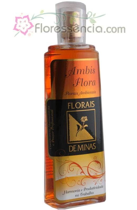 Spray Harmonia e Produtividade no Trabalho - 100 ml  - Floressência