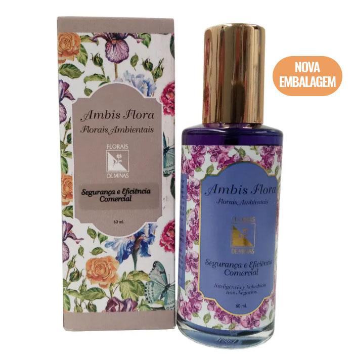 Spray Segurança e Eficiência Comercial - 60 ml  - Floressência