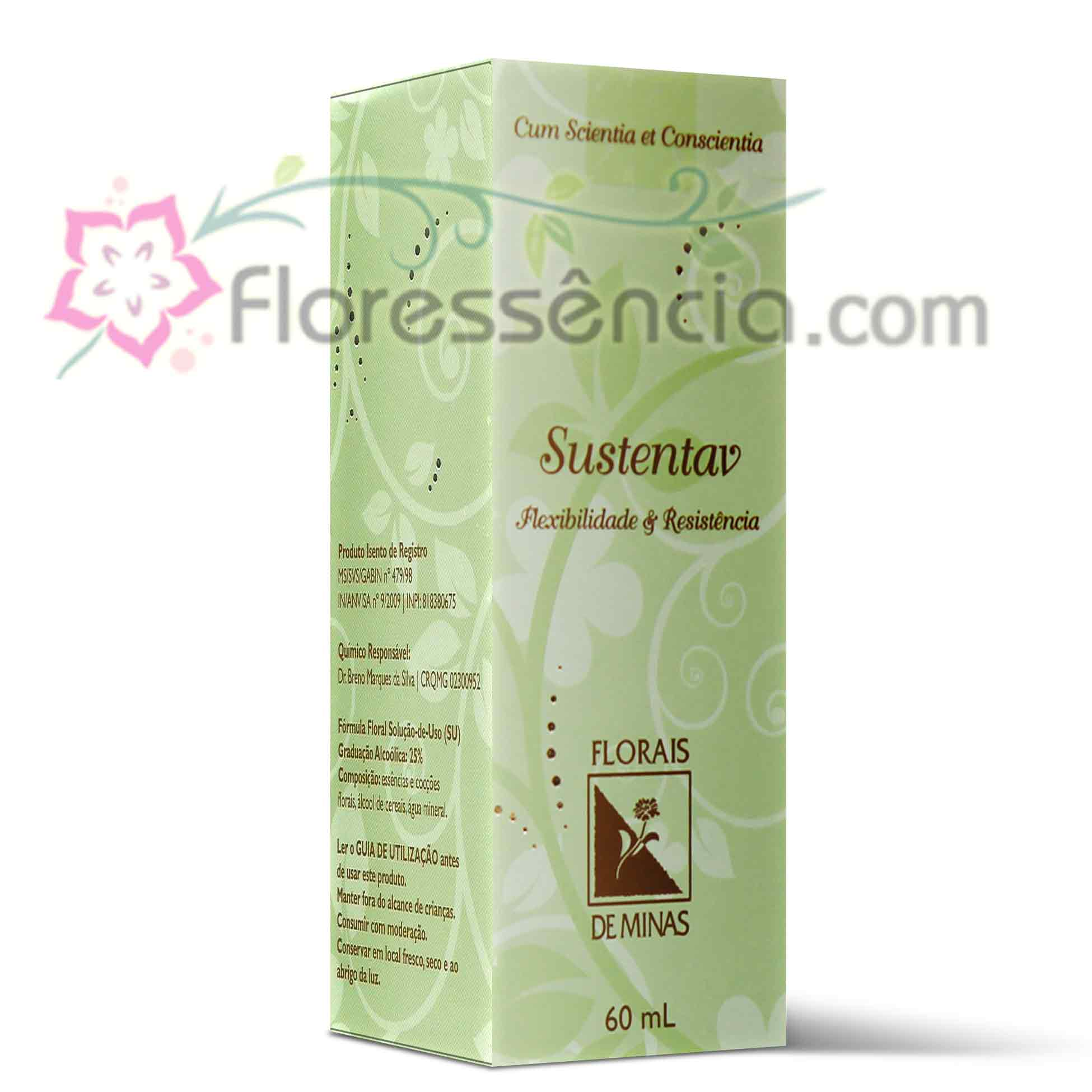 Sustentav - 60 ml  - Floressência