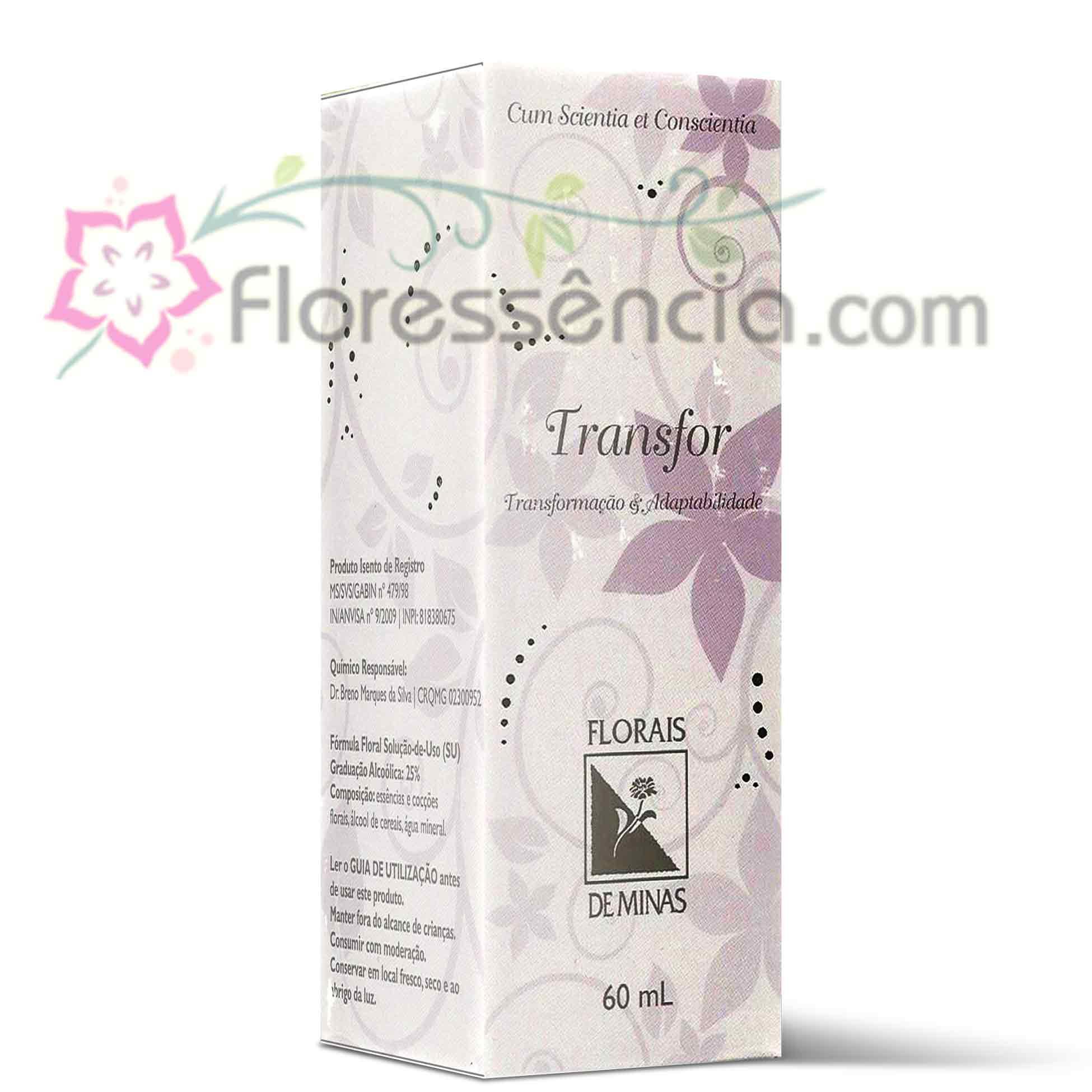 Transfor - 60 ml  - Floressência
