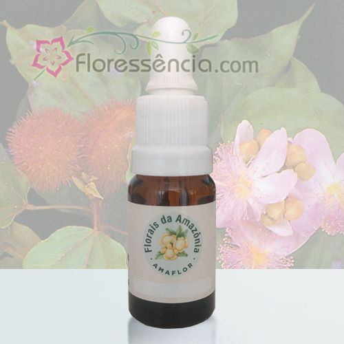Urucum - 10 ml  - Floressência