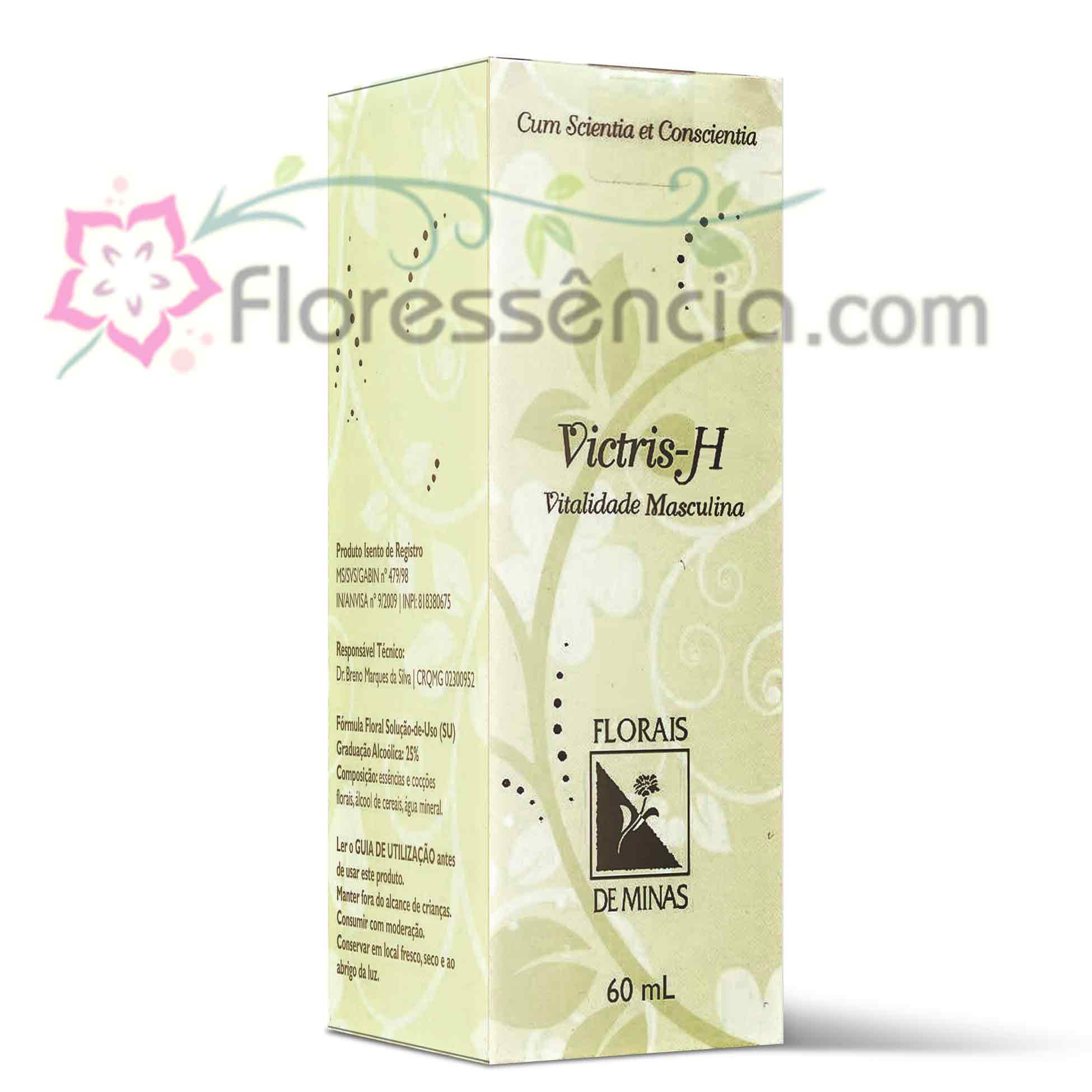 Victris-H - 60 ml  - Floressência
