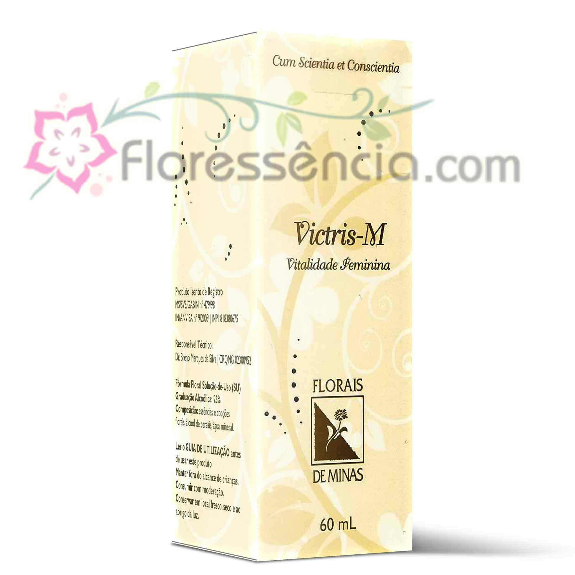 Victris-M - 60 ml  - Floressência
