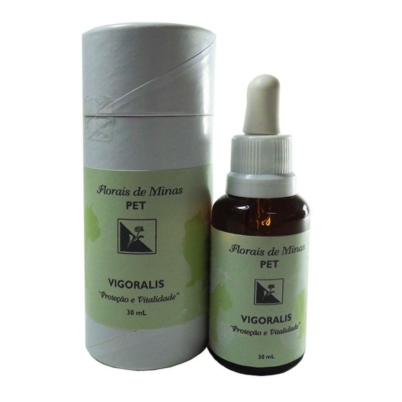Vigoralis - 30 ml  - Floressência
