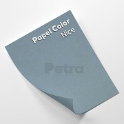 Papel Color Plus Nice - Azul tam. 48x66cm 180g/m²