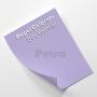 Kit Baby - Papéis Color Plus 180g/m² - Tons Pasteis - A4 50 Folhas