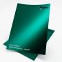 Kit Europa - Papéis Perolados 180g/m² - Cores Variadas - A4 50 Folhas