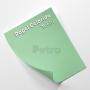 Kit Folhagem - Papéis Color Plus 180g/m² - Tons de Verde- A4 50 Folhas