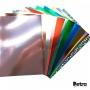 Kit Papéis Laminado 250g/m² -  A4  - 110 Folhas