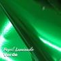 Laminado Verde 1 Face Tam. A4 - 180g/m² - com 20 folhas