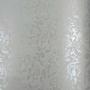 Papel Floral Ref 01 - Cinza com Perola - Tam. 32x65 cm - 180g/m²
