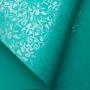 Papel Floral Ref 01 - Tiffani com perola  - Tam. 30,5x30,5 - 180g/m²