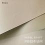 Papel Kraft Premium - Tamanho 30,5x30,5 - 240g/m² - com 100 folhas