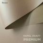 Papel Kraft Premium - Tamanho A4 - 240g/m² - com 100 folhas