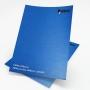 Papel Pérola Azul Grécia Tam: A4 180g/m²