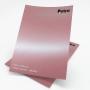Papel Pérola Rosé Tam: A4 180g/m²