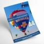 Vinil Adesivo  Transparente 130g/m² A4 - Pacote com 10 folhas
