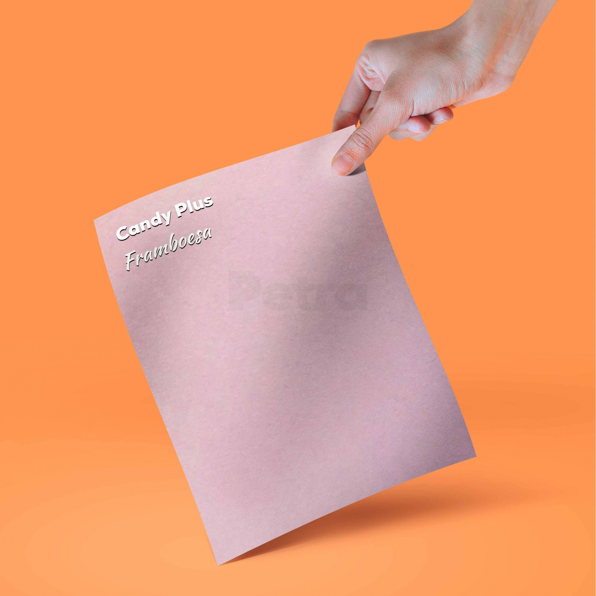 Candy Plus - Framboesa - Lilas - Tam. A4 - 240g/m² - 20 folhas