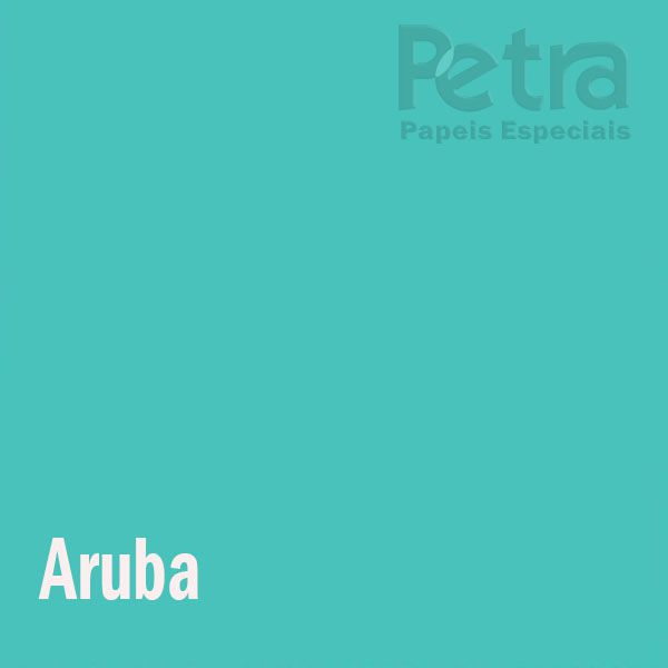 Papel Color Plus Aruba Tam. 66x96cm 180g/m² 10 Folhas