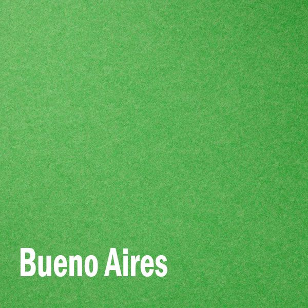 Papel Color Plus Buenos Aires - Verde tam. 48x66cm 180g/m²