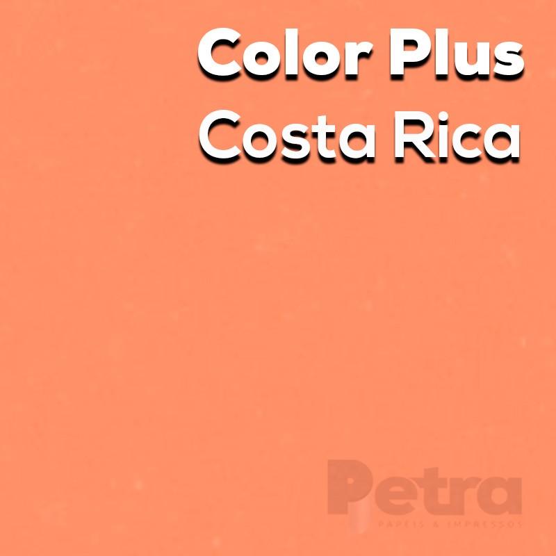 Papel Color Plus Costa Rica - tam. A4 240g/m² com 20 folhas