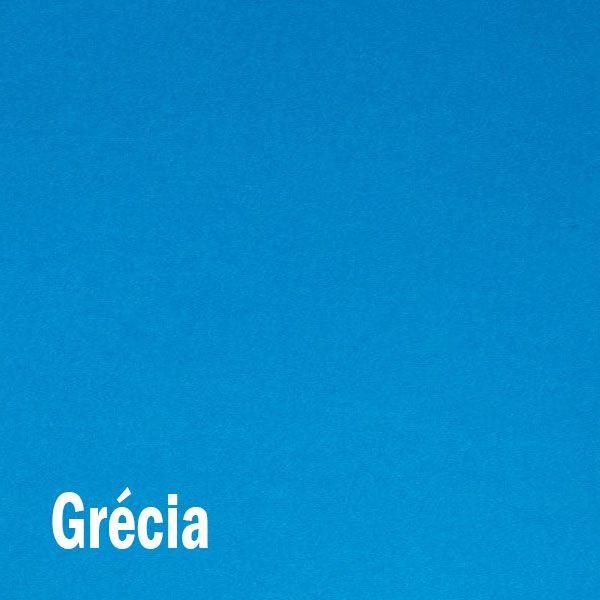 Papel Color Plus Grécia - Azul tam. 32x65cm 180g/m² 50 Folhas