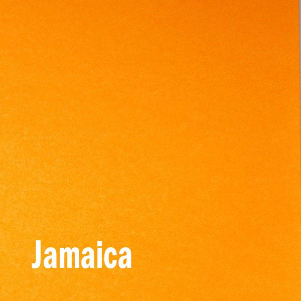 Papel Color Plus Jamaica - Laranja tam. 30,5x30,5cm 180g/m²