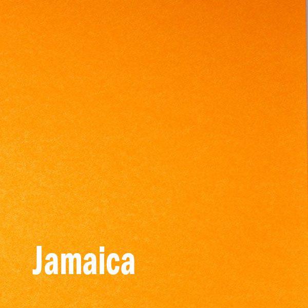 Papel Color Plus Jamaica - Laranja tam. 32x65cm 180g/m² 50 Folhas