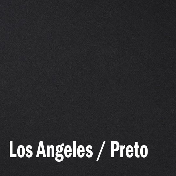 Papel Color Plus Los Angeles - Preto tam. 48x66cm 180g/m²