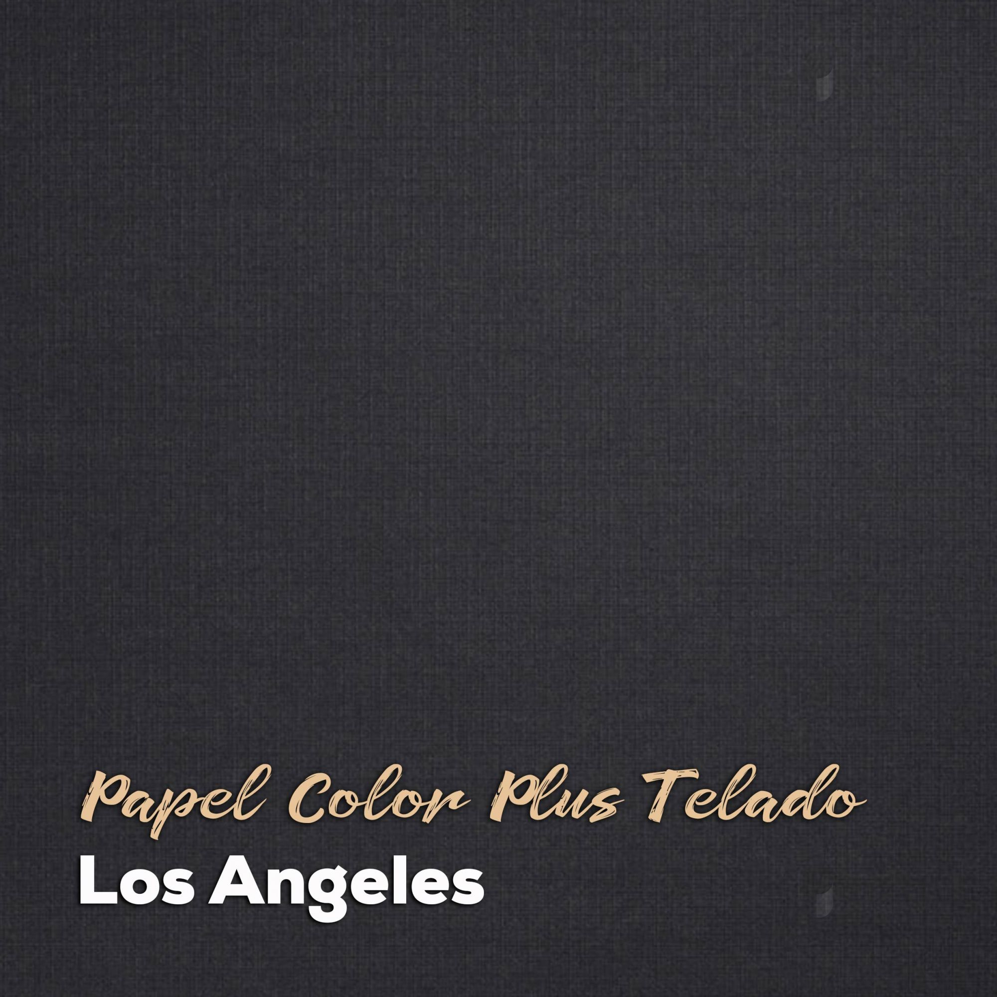 Papel Color Plus Los Angeles Telado - Tam. A4 180g/m² - 20 Folhas