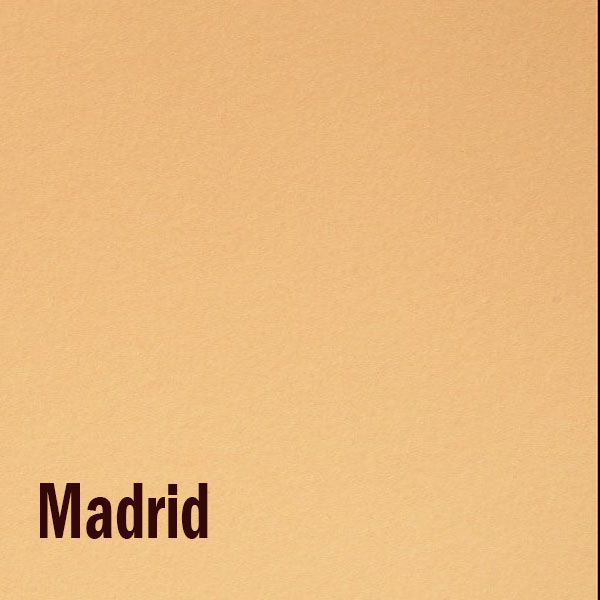 Papel Color Plus Madrid - Laranja tam. 48x66cm 180g/m²