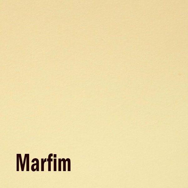 Papel Color Plus Marfim - Creme Tam. 66x96cm 180g/m² 10 Folhas