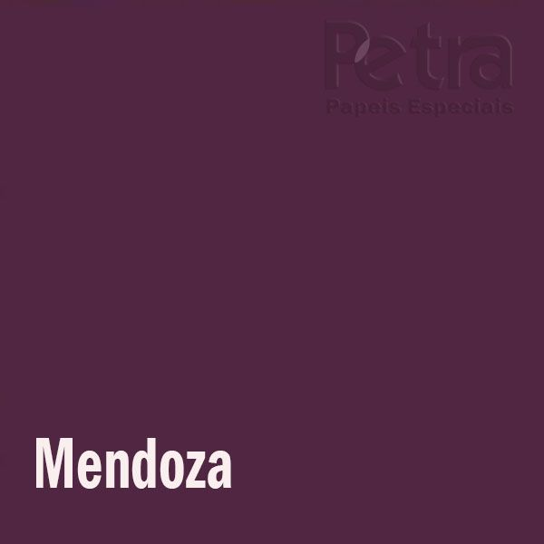 Papel Color Plus Mendoza - Roxo tam. A4 240g/m² com 20 folhas