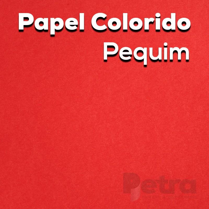 Papel Color Plus Pequim - Vermelho tam. A3 180g/m²