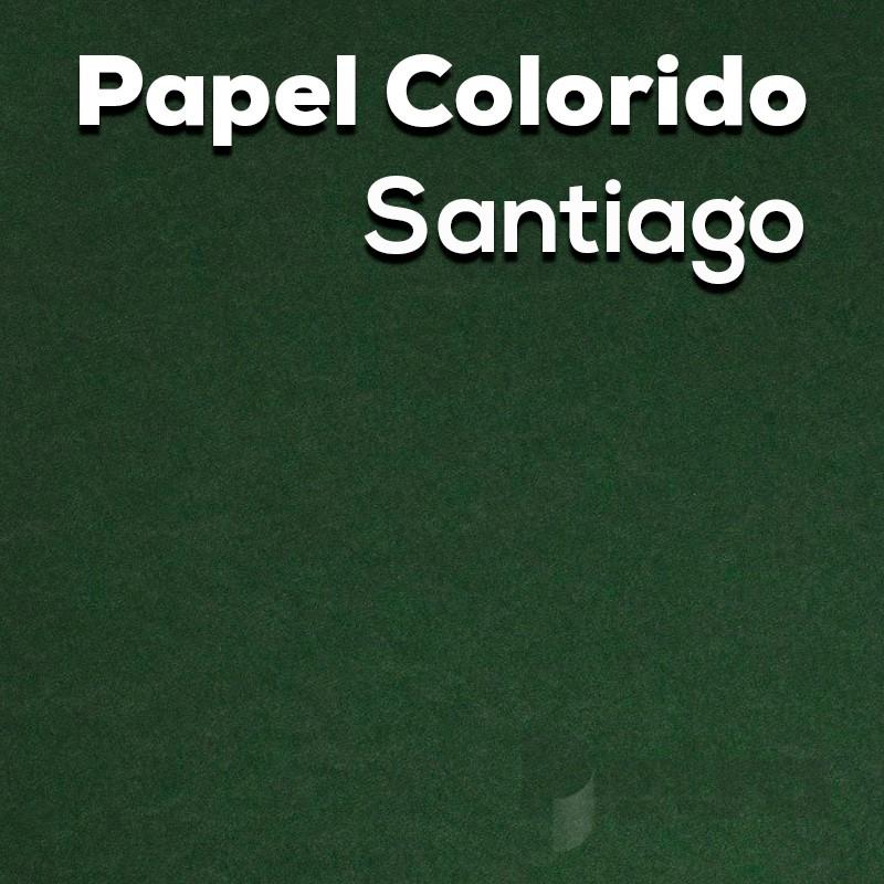Papel Color Plus Santiago - Verde tam. A3 180g/m²