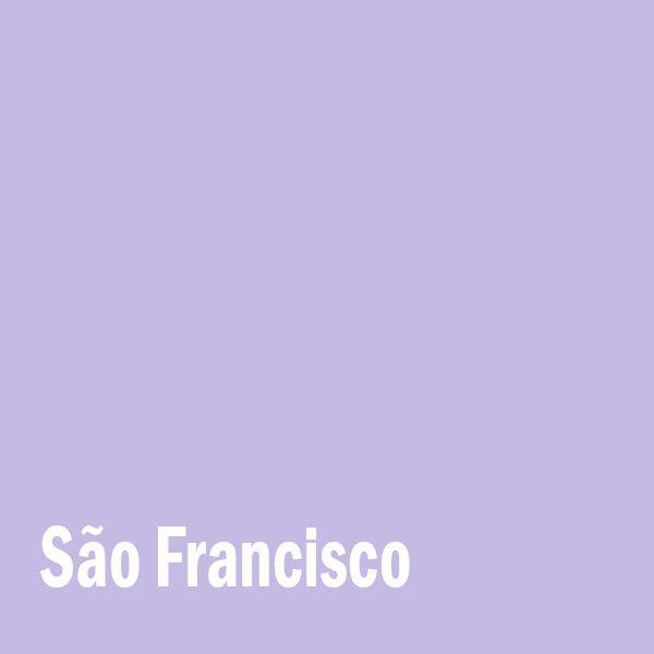 Papel Color Plus São Francisco - Lilás tam. A4 180g/m²