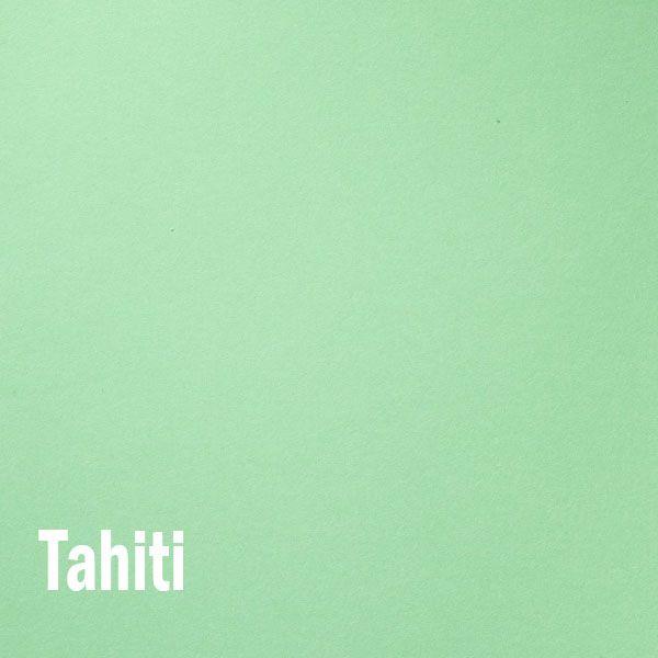 Papel Color Plus Tahiti - Verde tam. 32x65cm 180g/m² 50 Folhas