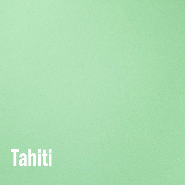 Papel Color Plus Tahiti - Verde tam. A4 180g/m²