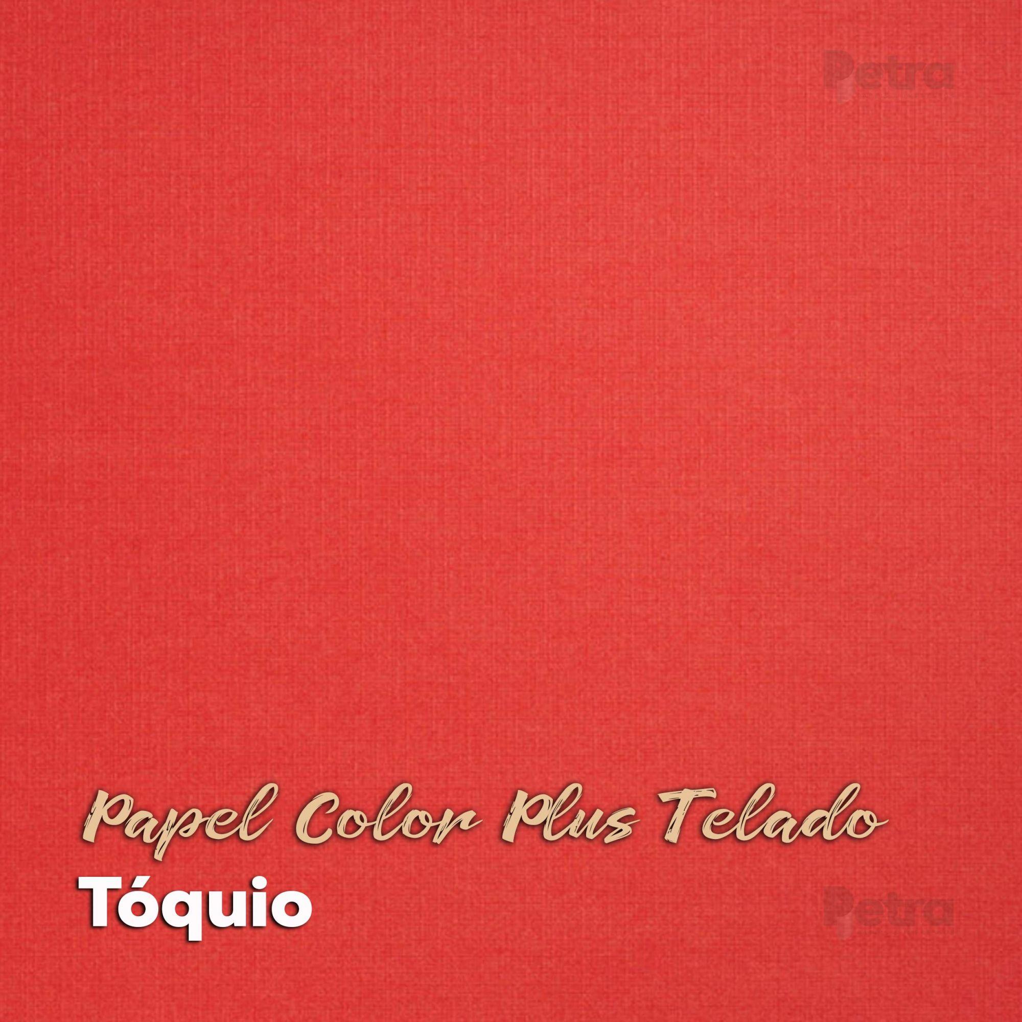 Papel Color Plus Tóquio Telado - Tam. A3 180g/m² - 20 Folhas