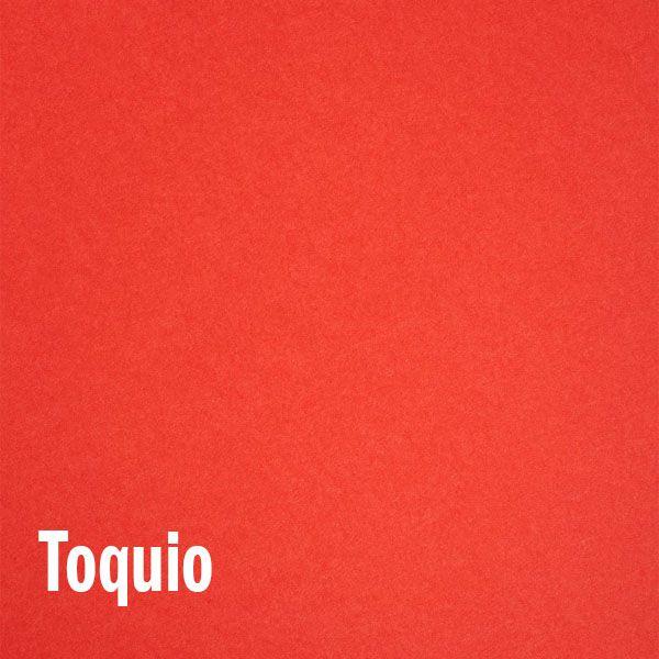 Papel Color Plus Tóquio - Vermelho tam. 30,5x30,5cm 180g/m²