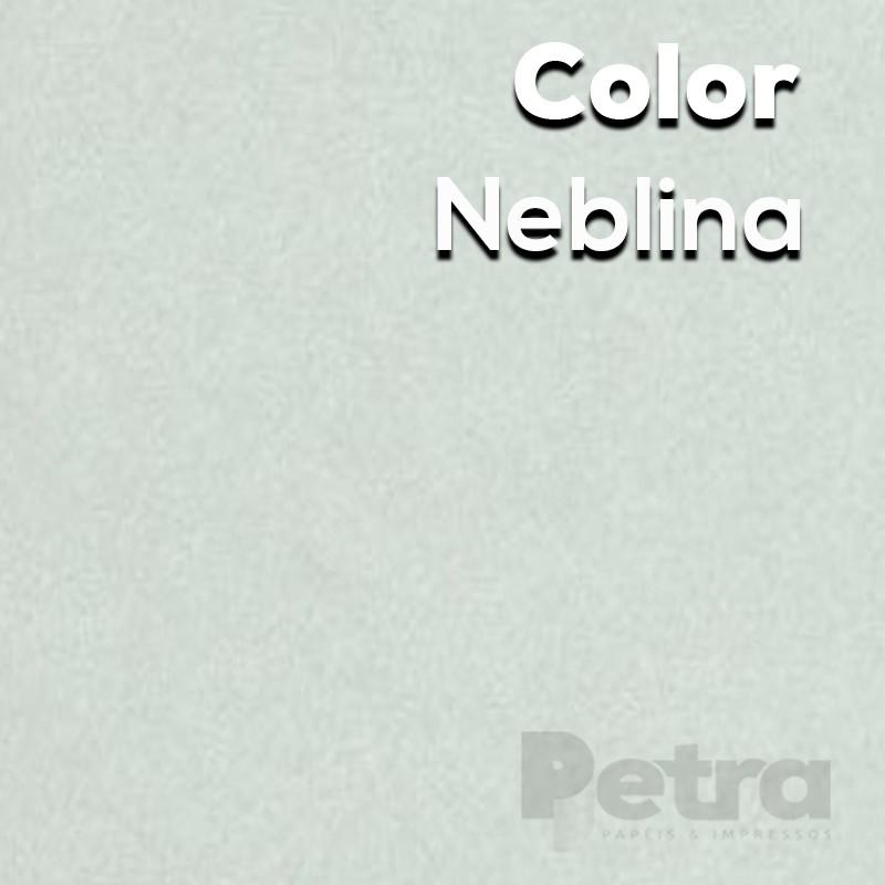 Papel Colorido Neblina - Cinza tam. 30,5x30,5cm 180g/m²