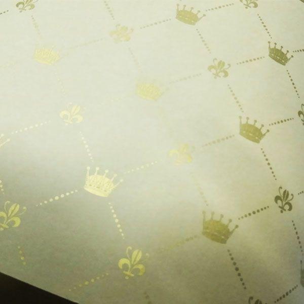 Papel Coroa - Sahara com Dourado - Tam. 47x65cm - 180g/m²