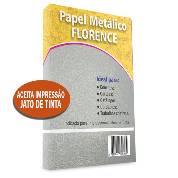 Papel Florence Tam: A4 240g/m²