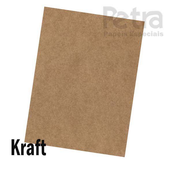 Papel Kraft - Tamanho  66x96 - 170g/m² - Avulsa