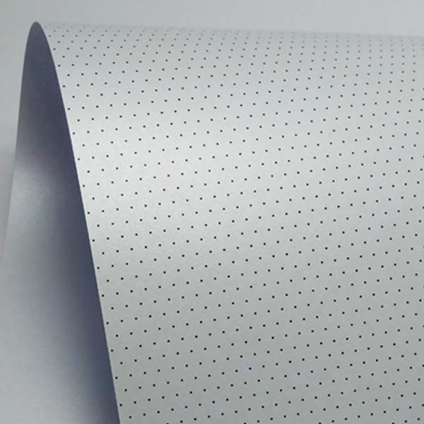 Papel Mini Poás - Pérola Branca com Preto - Tam. A4 - 180g/m²