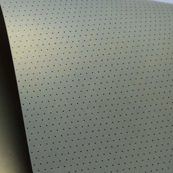Papel Mini Poás - Pérola Ouro Platino com Preto - Tam. 30,5x30,5cm - 180g/m²