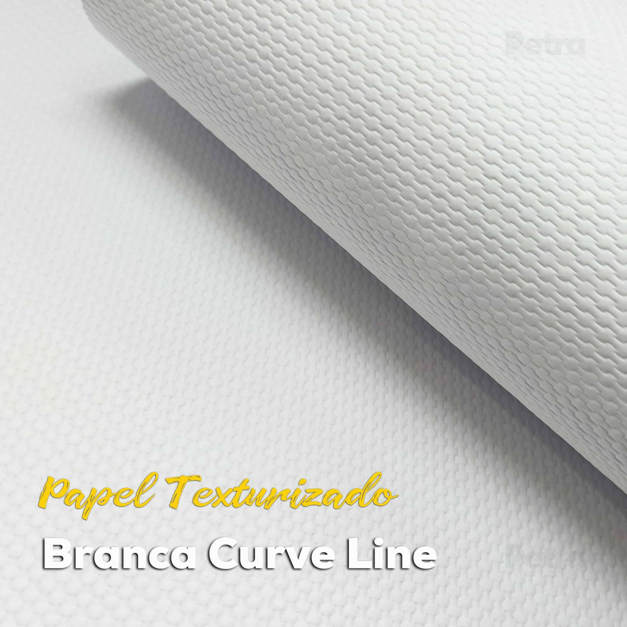 Papel Offset com textura Curve Line (Ref 975)  240g/m2 - Tamanho 30,5x30,5cm - 6 Folhas