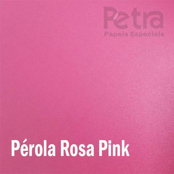 Papel Pérola Rosa Pink Tam. A3 - 180g/m²